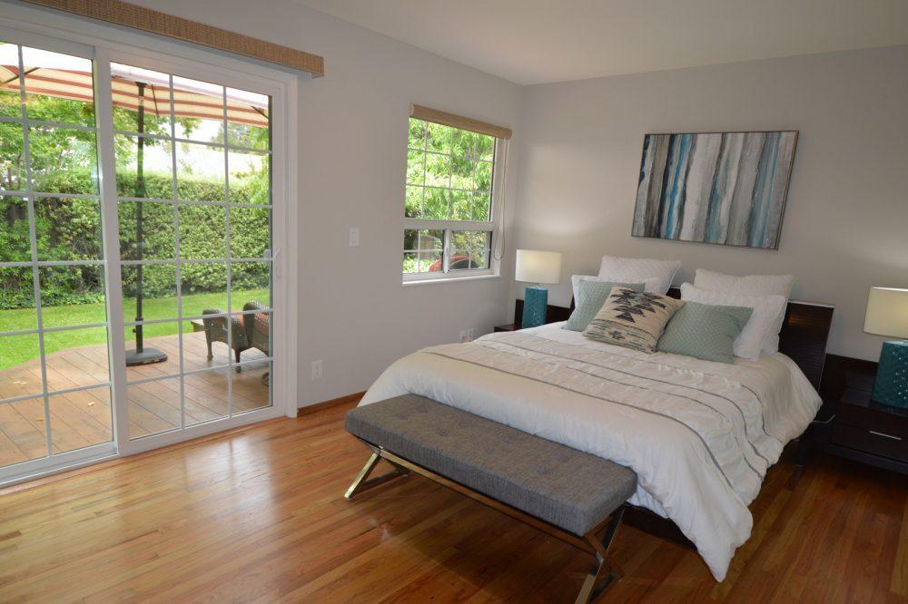 Bedroom after redo